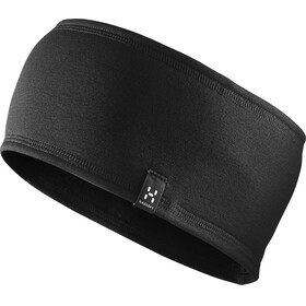 Haglöfs Fanatic Headband True Black Solid